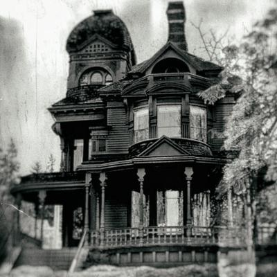 Cover art for The Black House (Enhanced Edition)
