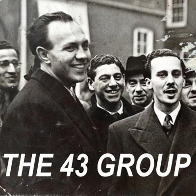Cover art for E35: The 43 Group, part 1
