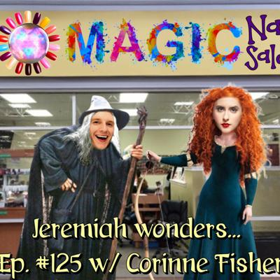 Cover art for JW Ep 125 - Corinne Fisher