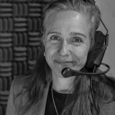 Cover art for Ep. #116: Voicing Curiosity, with Carol Cadby