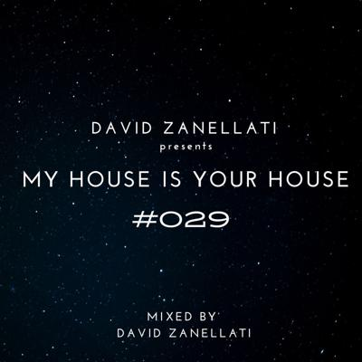 Cover art for My House Is Your House #029