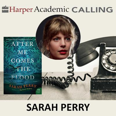 Cover art for Sarah Perry
