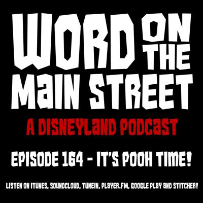 Cover art for Episode 164 - It's Pooh Time!