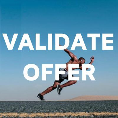 Cover art for How To Validate Your Offer with Simon Severino