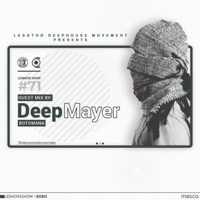 Cover art for LesMove shOw#071 with Deep Mayer (Botswana)