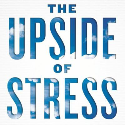 Cover art for #88 The upside of stress