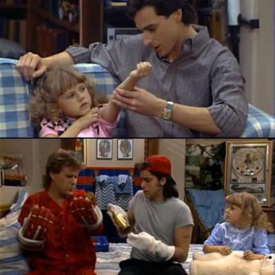 Cover art for Full House: S1E15: A Pox In Our House