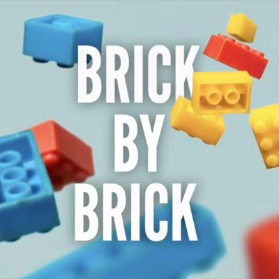 Cover art for Be My Witness | Brick by Brick series | Week One