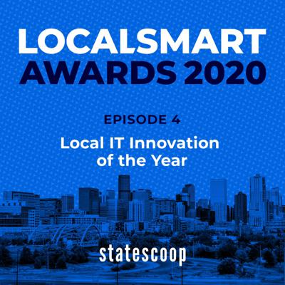 Cover art for LocalSmart — Season 2, Episode 4: Local IT Innovation of the Year