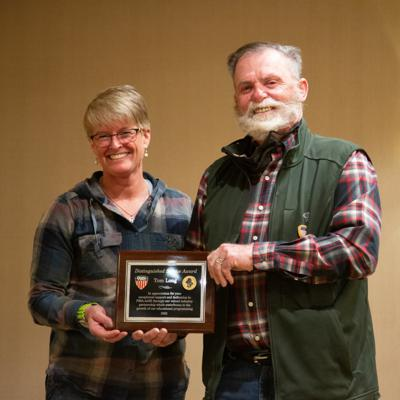 Cover art for 06.02.21:  Tom Long Receives PSIA-AASI's Distinguished Service Award