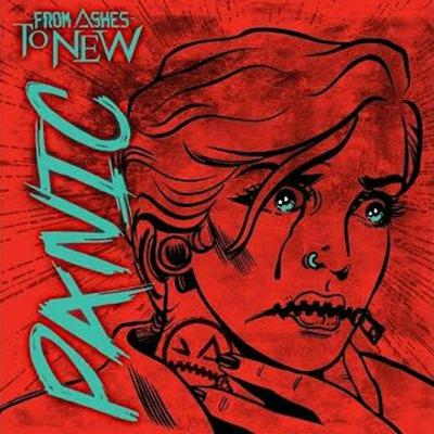 Cover art for From Ashes To New 'Panic' - Interview With Danny Case