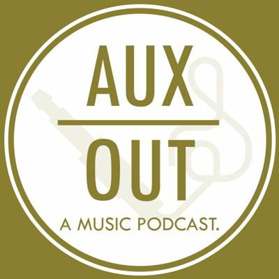 Cover art for AUXout Music Podcast: The Trailer
