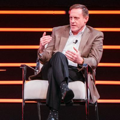 Cover art for Admiral Michael Rogers Interviewed by Niloofar Razi Howe | Upfront Summit 2020
