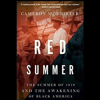 Cover art for RED SUMMER: Turbulence in 1919