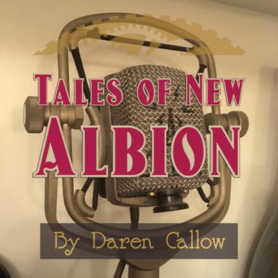 Cover art for Tales of New Albion (S2) - Crash Again (Again) Part 1