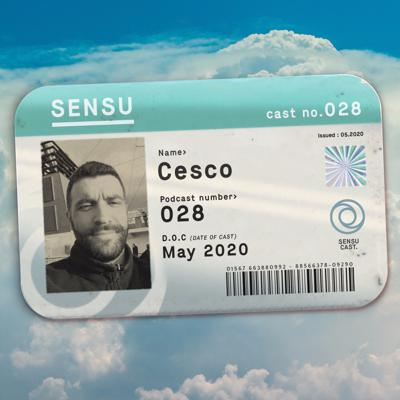 Cover art for SensuCast / 028 / Cesco