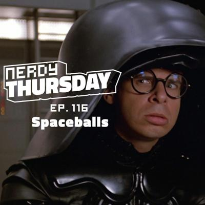 Cover art for Ep. 116 Spaceballs