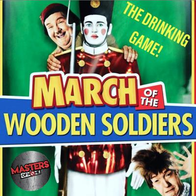 Cover art for Drinking Game - March Of The Wooden Soldiers