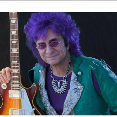 Cover art for Jim Peterik (The Ides of March, Pride of Lions, formerly of Survivor)
