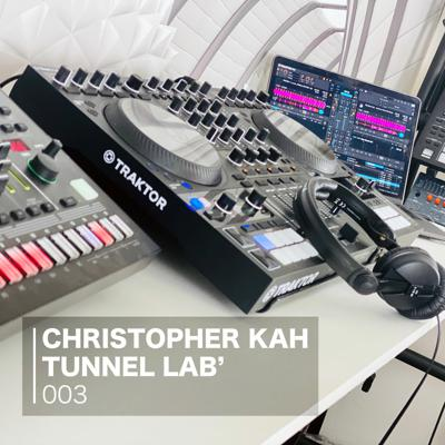 Cover art for Christopher Kah | Tunnel lab 003 | LIVE MIX on DanceTelevision