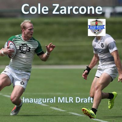 Cover art for Cole Zarcone, Inaugural MLR Draft