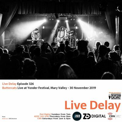 Cover art for Live Delay - Ep 326 - Buttercats