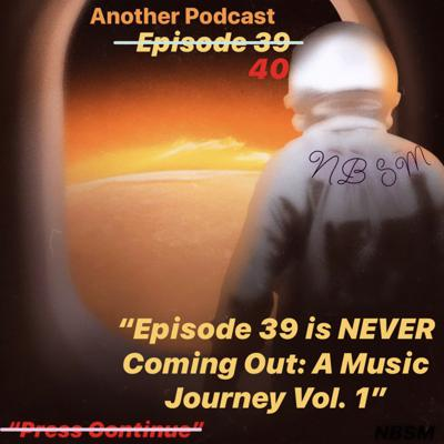 Cover art for Episode 40 //