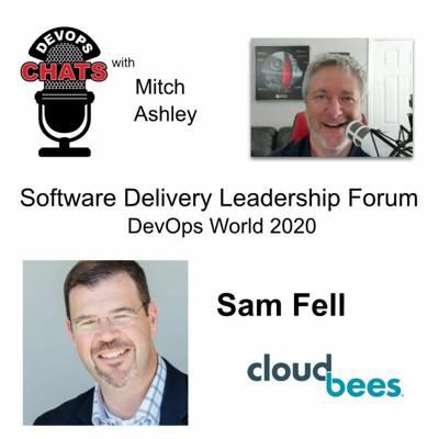 Cover art for Software Delivery Leadership Forum & DevOps World 2020, CloudBees