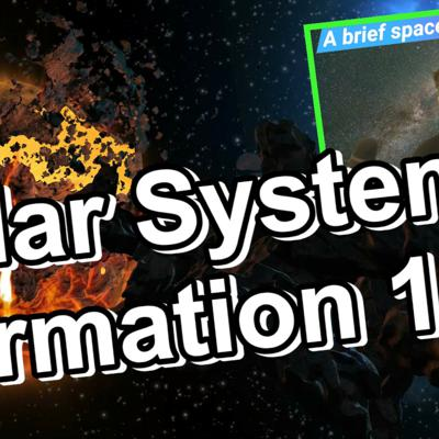 Cover art for Solar System Formation 101 | How were the planets made?