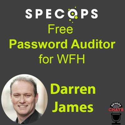 Cover art for SpecOps Makes Password Auditor Free To Help WFH