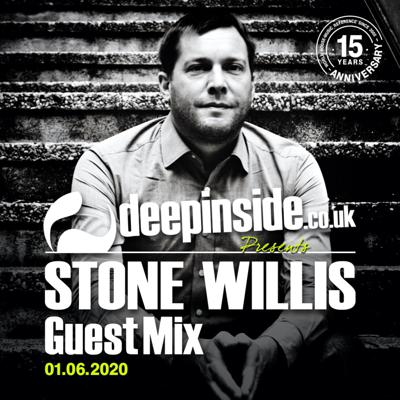 Cover art for STONE WILLIS is on DEEPINSIDE #05