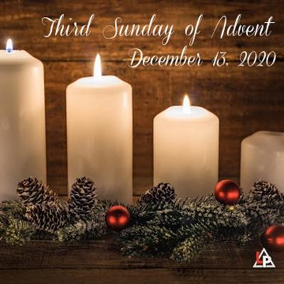 Cover art for 12-13-2020 Third Sunday of Advent