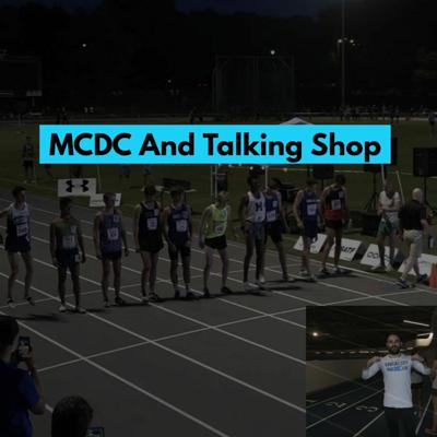 Cover art for Running Through It - 3:2 MCDC And Talking Shop
