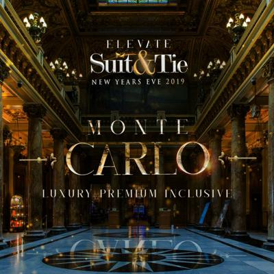 Cover art for ELEVATE - Suit & Tie - Monte Carlo (live)