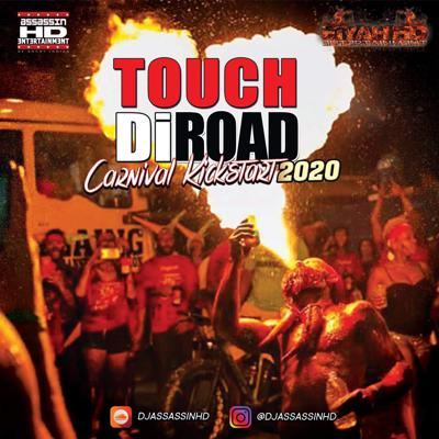 Cover art for Touch Di Road 2020:Carnival Kickstart