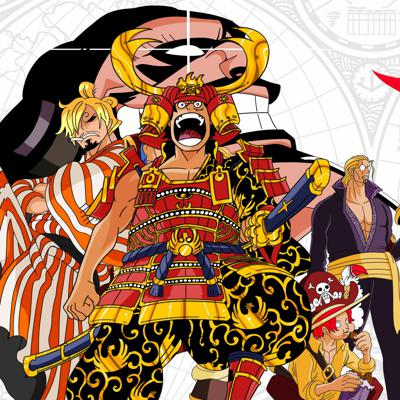 Cover art for BATTLE ROYAL ONE PIECE : RFP 121