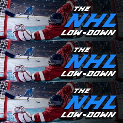 Cover art for Saturday,August 1: The NHL Low - Down: Eastern Conference Playoff Preview