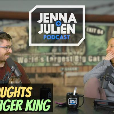 Cover art for Podcast #271 - Our Thoughts On Tiger King