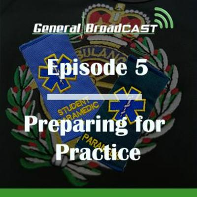 Cover art for Preparing for Practice