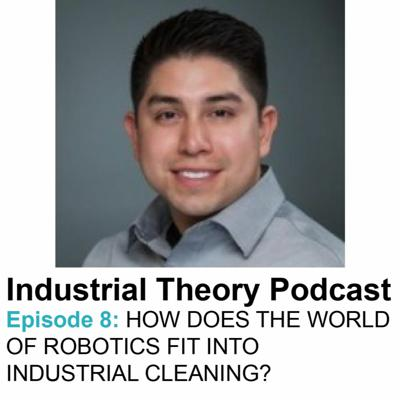 Cover art for How does the world of robotics fit into industrial cleaning?