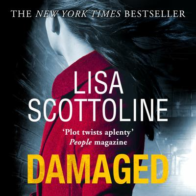Cover art for DAMAGED by Lisa Scottoline, read by Katherine Fenton - Audiobook extract