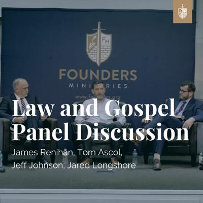 Cover art for The Law and The Gospel | Panel Discussion