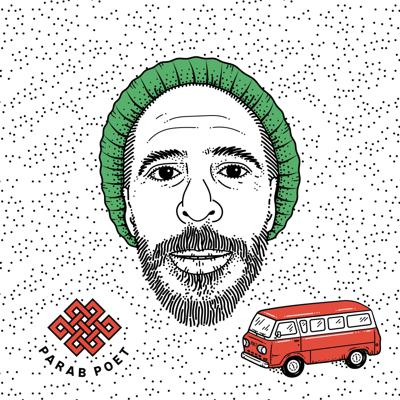 Cover art for Episode 40 - Parab Poet (Hip Hop Hippies)
