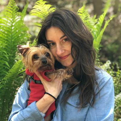 Cover art for Ep. #117: Curious Entanglements with Christina León