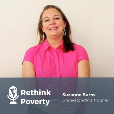 Cover art for Understanding Trauma: Interview with Suzanne Burns