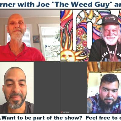 Cover art for Cannabis Corner With Joe The Weed Guy and Uncle Lou