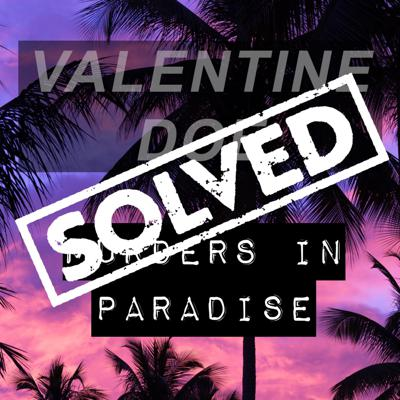 Cover art for 32. Valentine Doe: SOLVED!