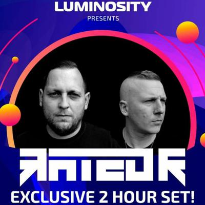 Cover art for Luminosity Presents Rated-R Exclusive 2 Hour set