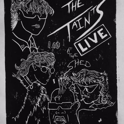 Cover art for The Taints -Ep. 21 - COMPLETELY NORMAL