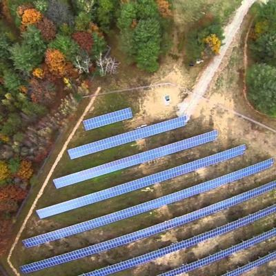 Cover art for Green Tea 3.6: Bowdoin Solar - Project Development with CES and Sol Systems